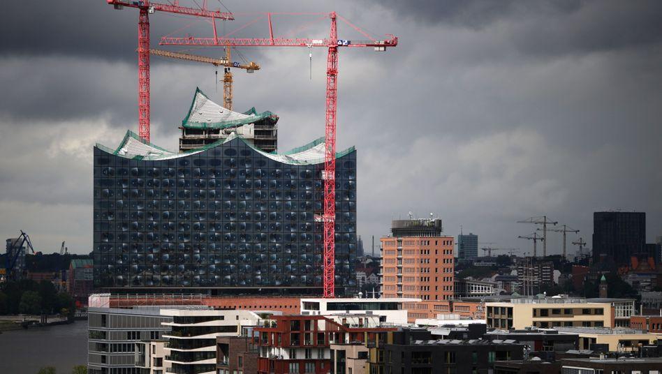 Baustelle Elbphilharmonie: Ein spektakuläres Desaster