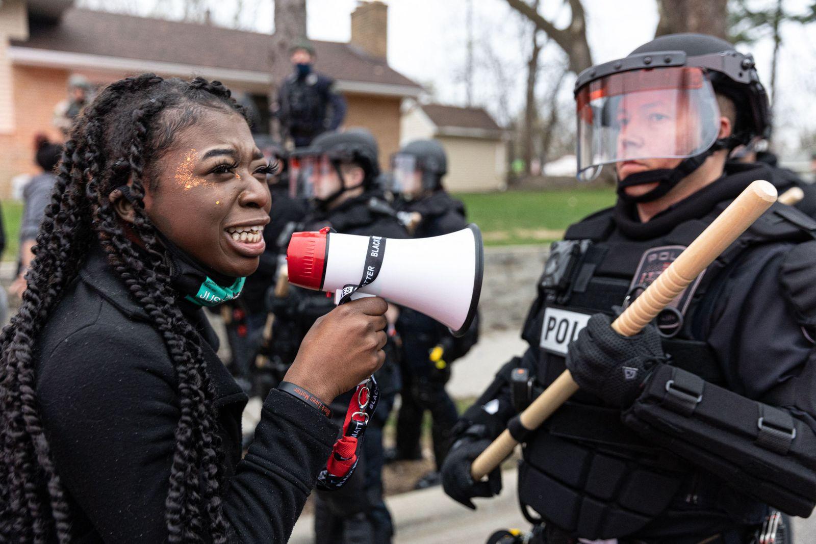 US-POLICE-CRIME-UNREST