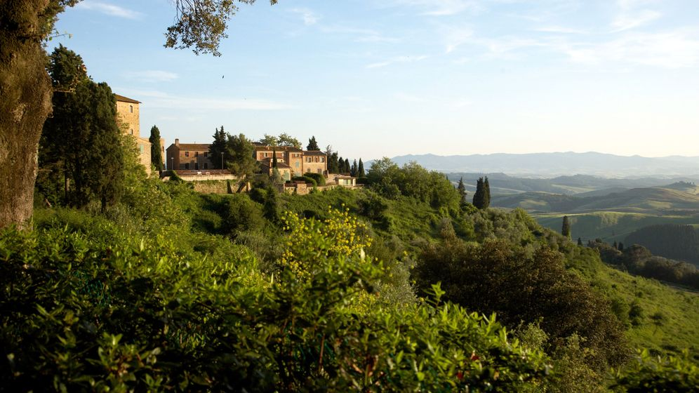 Photo Gallery: Tuscany for Millionaires