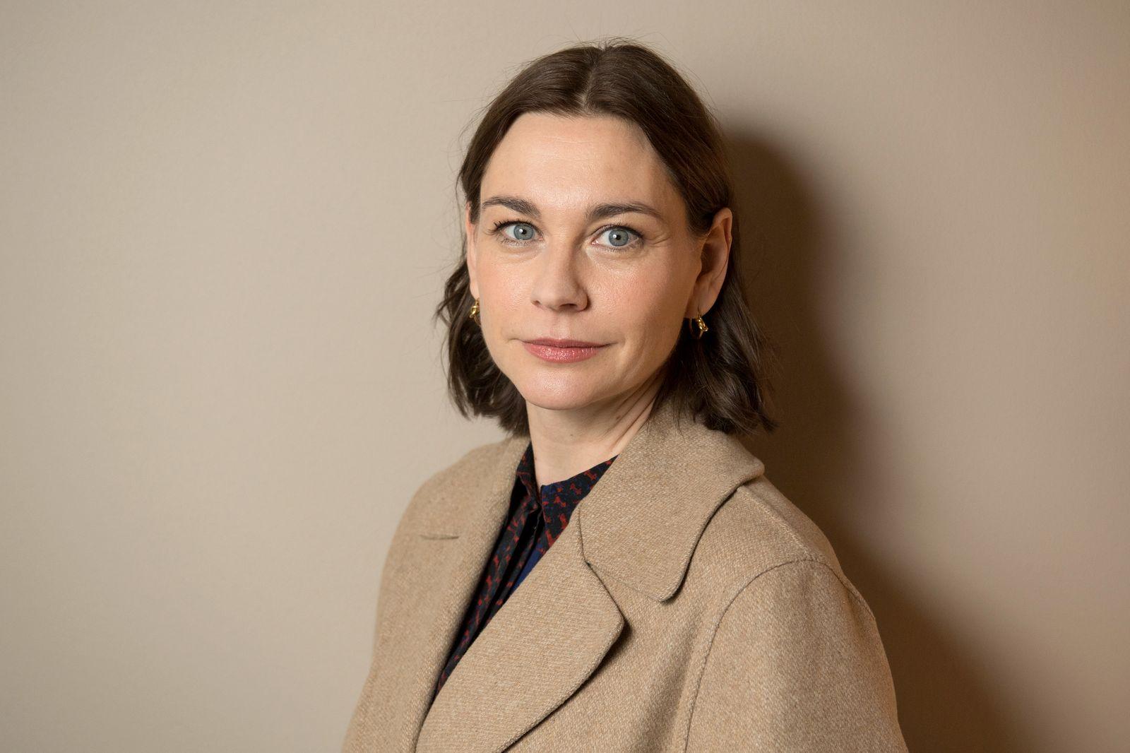 Schauspielerin Christiane Paul