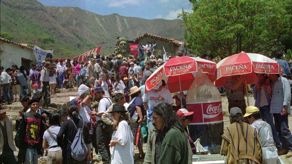 Brausen-Streit in Bolivien: Präsident Morales mag Coca-Cola nicht