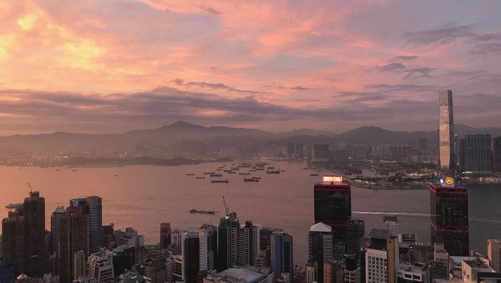 "Deutscher in Hongkong: ""Wie in der Truman-Show"""