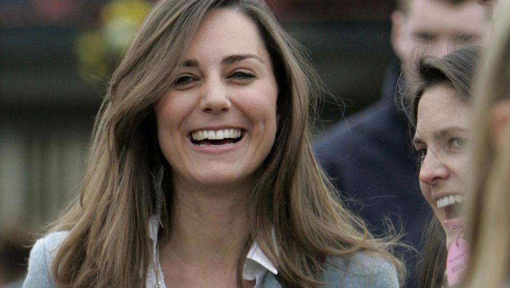 Kate Middleton: Ohne Tadel in den Adel