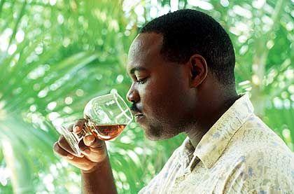 Rum gibt es auf Barbados in allen Variationen