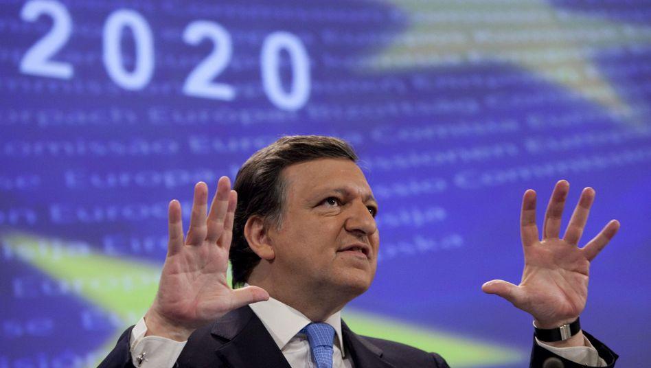 """EU-Kommissionschef Barroso: """"Rahmen für koordinierte Unterstützung"""""""