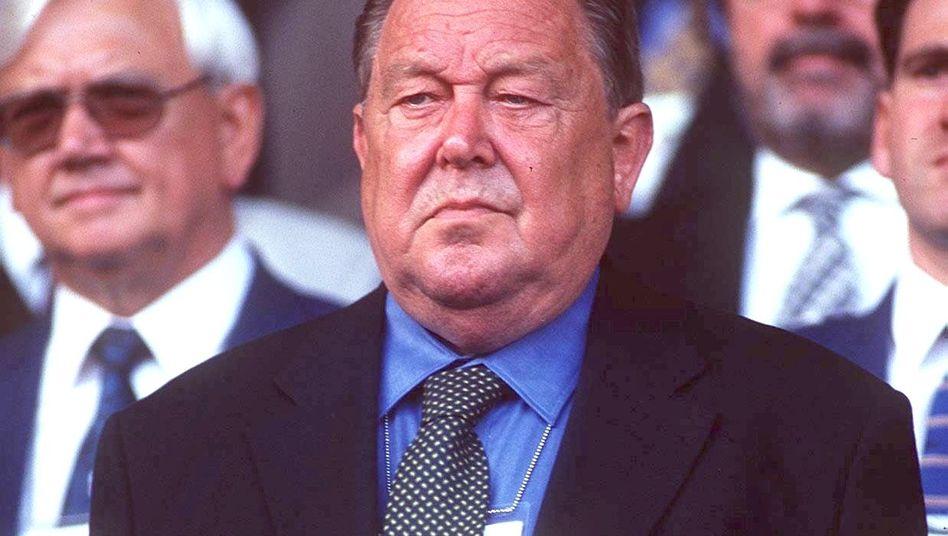 Lennart Johansson bei der EM 1996