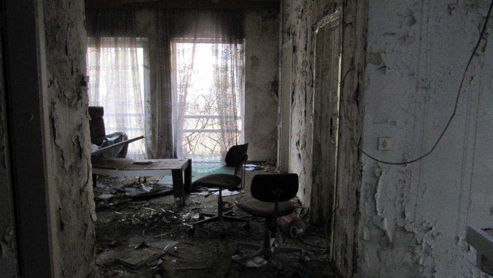Die Vergessene Botschaft: Letzte Erinnerungen an Saddam