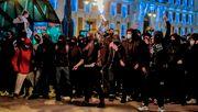 Proteste nach Verhaftung von Rapper Hasél