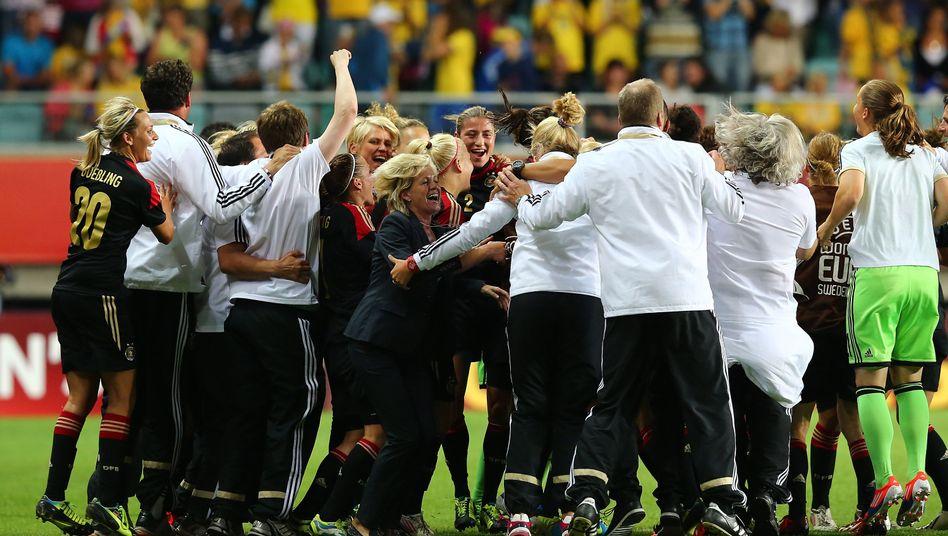 """Silvia Neid (Mitte): """"Es war das vorweggenommene Finale"""""""