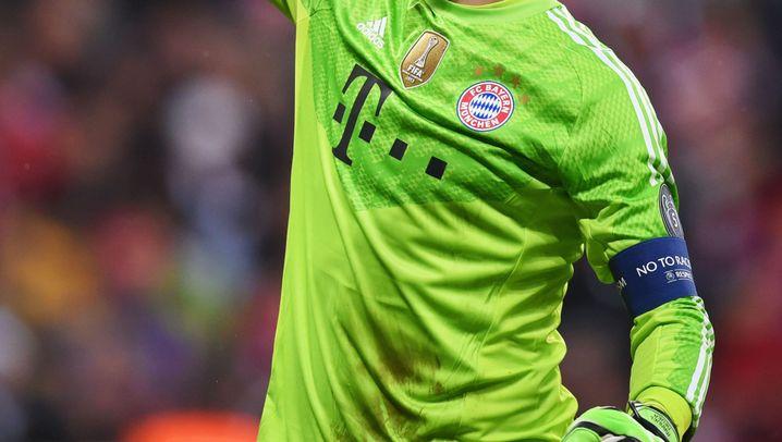 Bayern in der Einzelkritik: Und Neuer macht Skipping