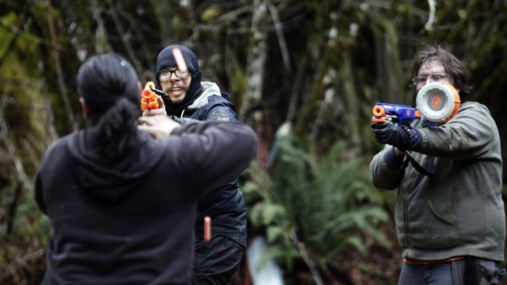 Weltuntergang: Das Zombie-Bootcamp