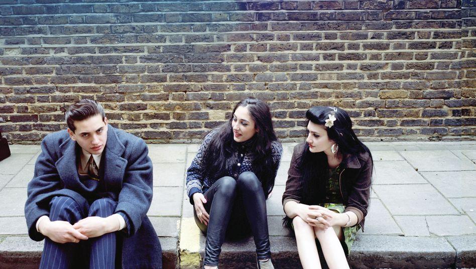 """Trio Lewis, Daisy, Kitty: """"Alte Musik klingt einfach wärmer"""""""