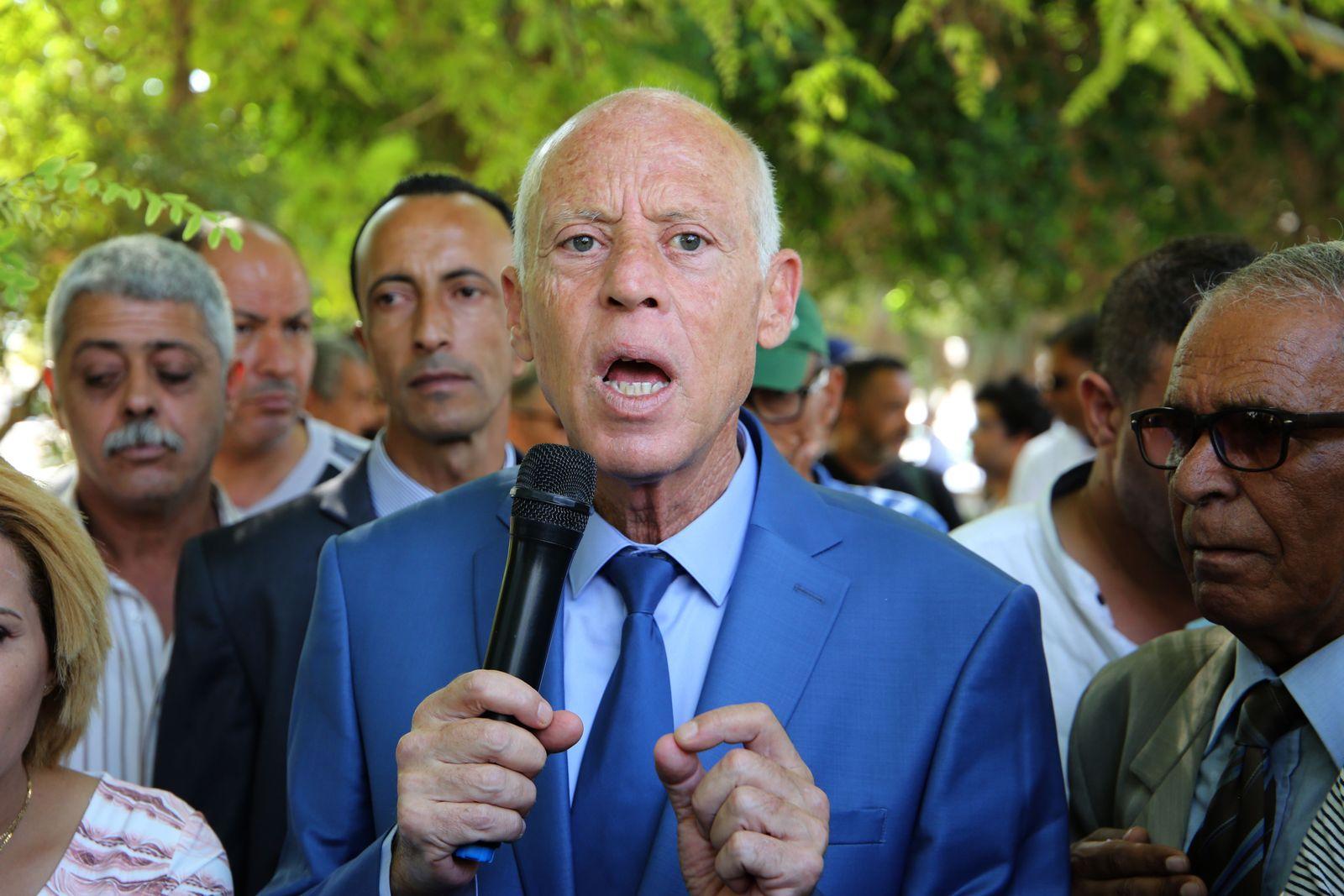 Kais Saied/Tunesien