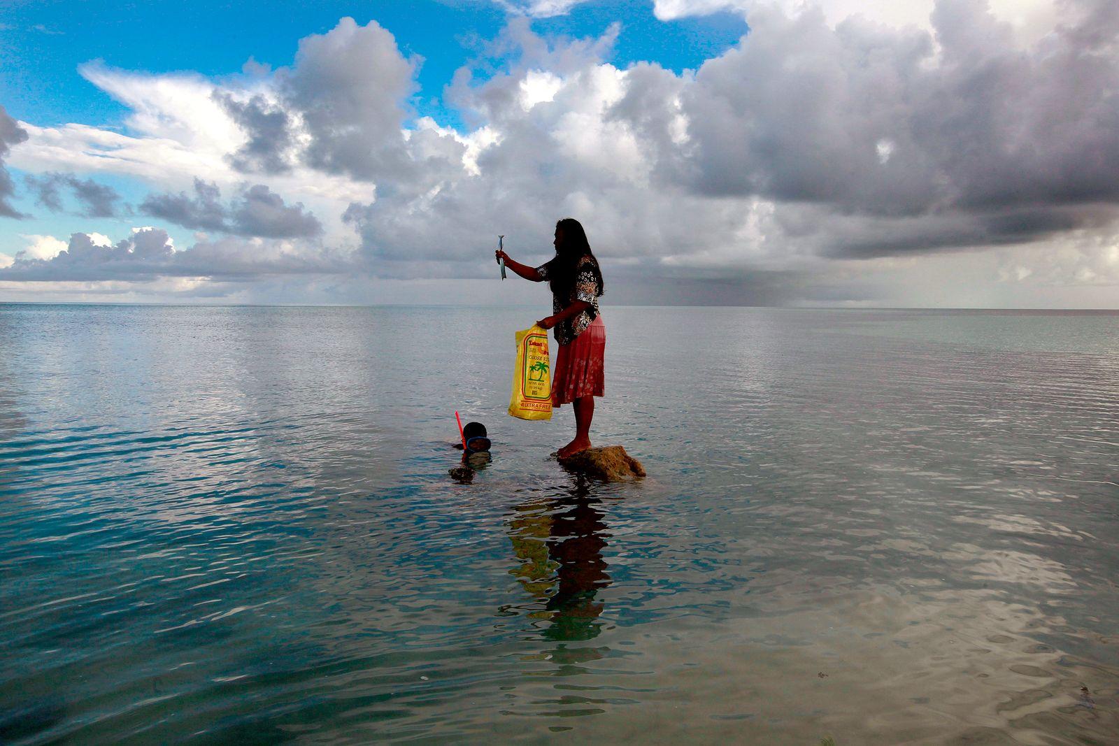 Wetter/ Europa/ Kiribati