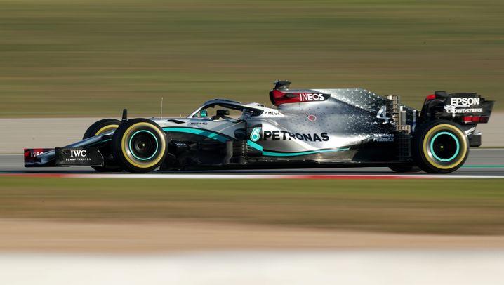 Formel-1-Saison 2020: Das sind die neuen Autos