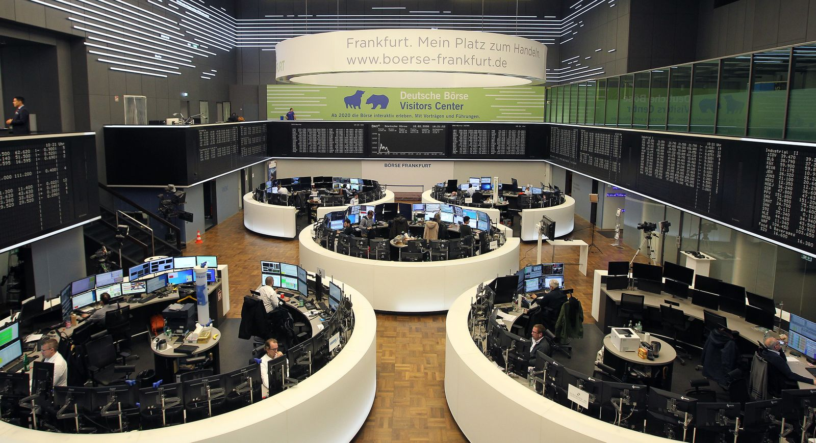 GERMANY-STOCKS-DEUTSCHE-BOERSE-EARNINGS