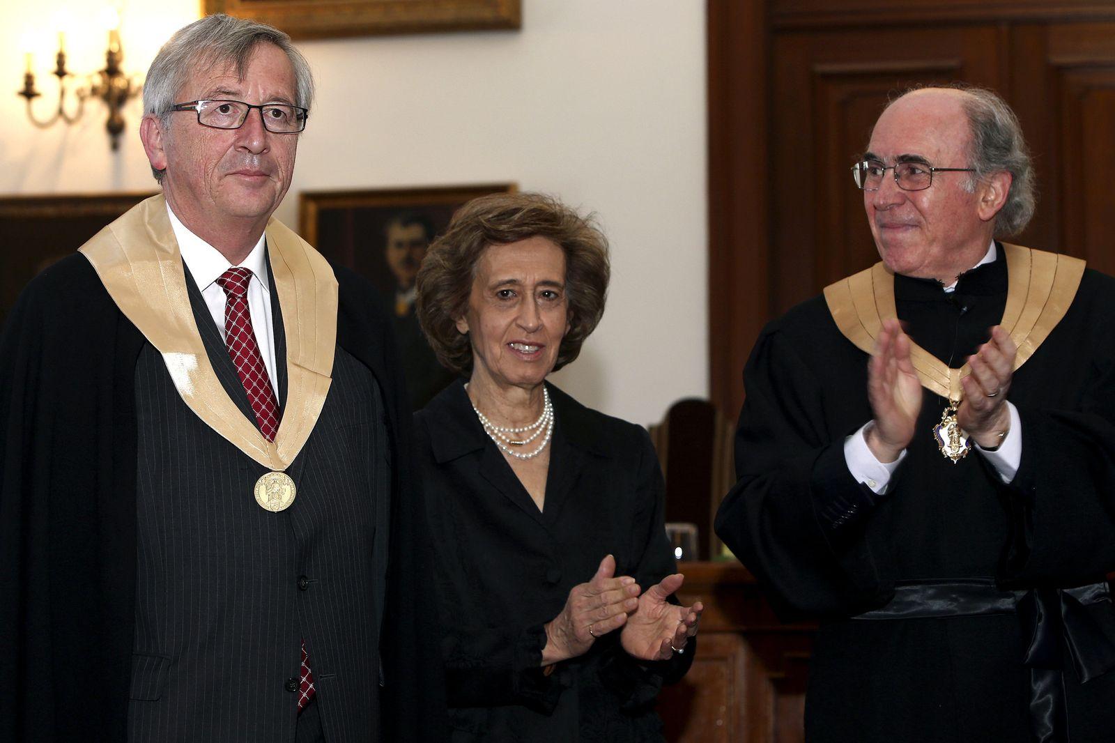 Manuela Ferreira Leite / Finanzkrise Portugal