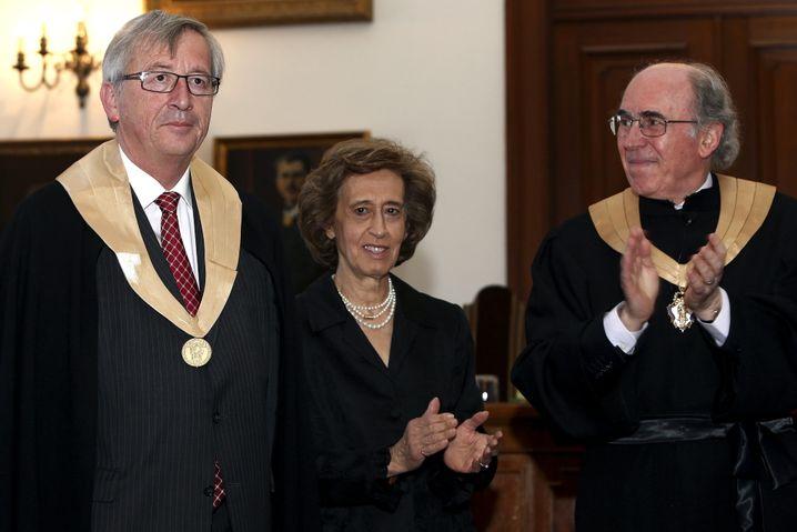 Ex-Finanzministerin Manuela Ferreira Leite: Kampf gegen das Spardiktat