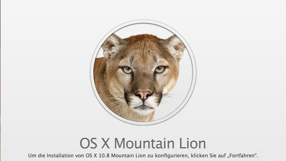 OS X 10.8 Mountain Lion: Mehr Sicherheit, mehr Infos, mehr Cloud