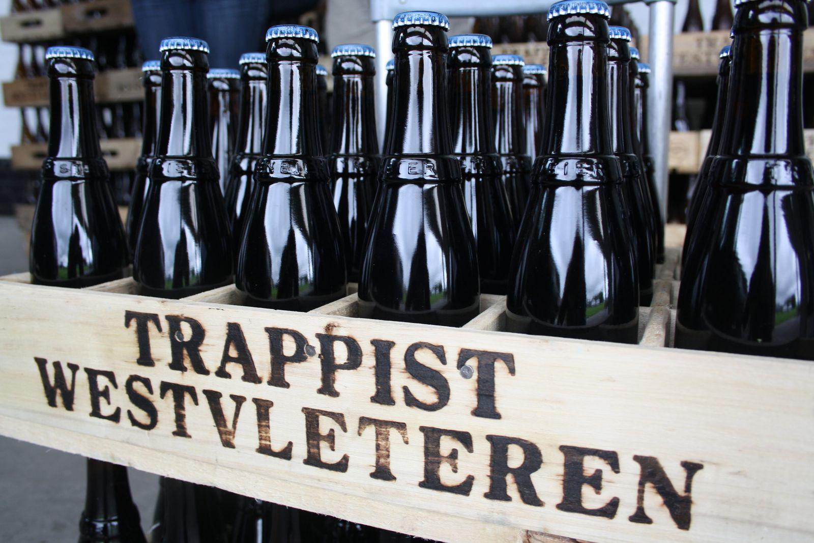 Belgisches Trappistenbier