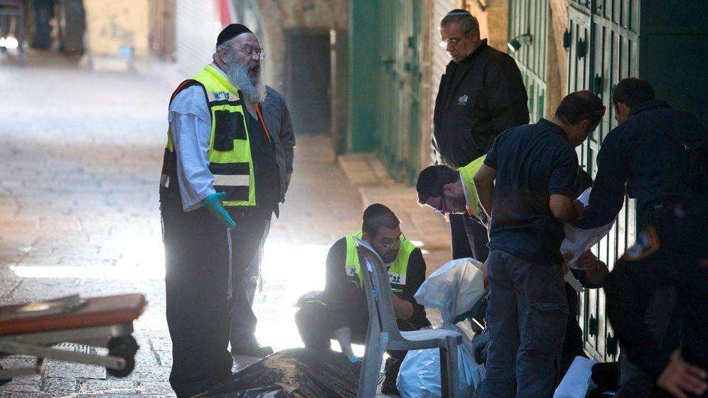 Jerusalem: Bluttat am Damaskus-Tor