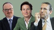 So teilen Union und SPD lukrative Spitzenjobs unter sich auf