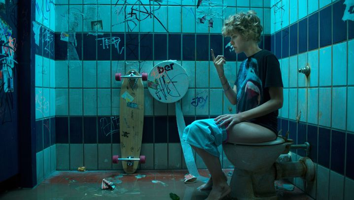 """""""Feuchtgebiete"""" im Kino: Brüste, Beine, Klo"""