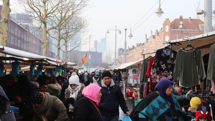 Kommunalwahl: Rechts gegen bunt in Rotterdam