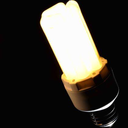 Energiesparlampe: 3,2 Millionen Tonnen Kohlendioxid eingespart