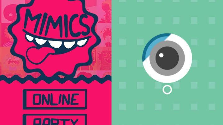 """""""Mimics"""" und """"Face up"""": Bitte nachmachen"""
