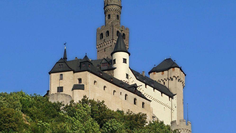 Mittelalter: Das Leben auf den alten Burgen