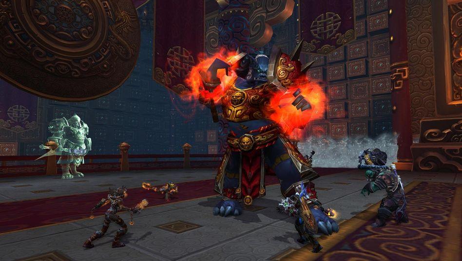 """""""World of Warcraft"""" von Blizzard: US-Politikerin spielt mit Leidenschaft"""