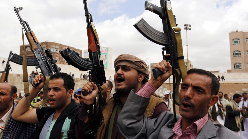 Jemen: Krieg auf der Arabischen Halbinsel