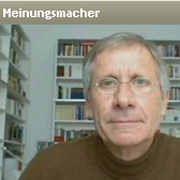 Videoblogger und Kommentator Ulrich Wickert: Gewohnt akzentuierter Kommentar mit Einsprengseln jugendlicher Sprache