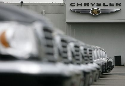 Chrysler-Werk in Denver: Produktionsausfälle in vier Fabriken