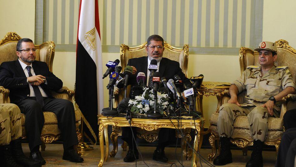 Machtkampf in Ägypten: Militärputsch mit Ankündigung