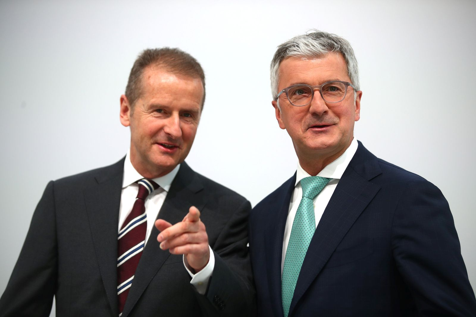 Diess Stadler VW Audi