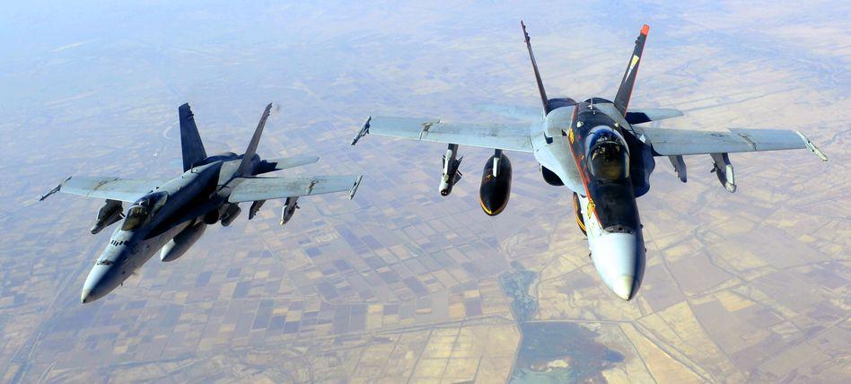 Luftangriffe in Syrien könnten sich bald auch gegen Assads Armee richten