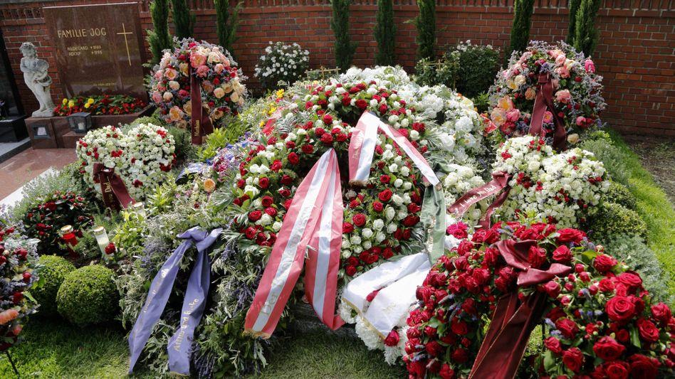 Grab von Niki Lauda in Wien: Opulente Beerdigungen werden seltener