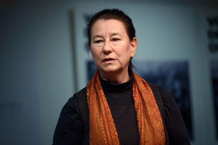 Anne Drescher, die Landesbeauftragte in Mecklenburg-Vorpommern, kämpft weiter für die Geschädigten des DDR-Sports