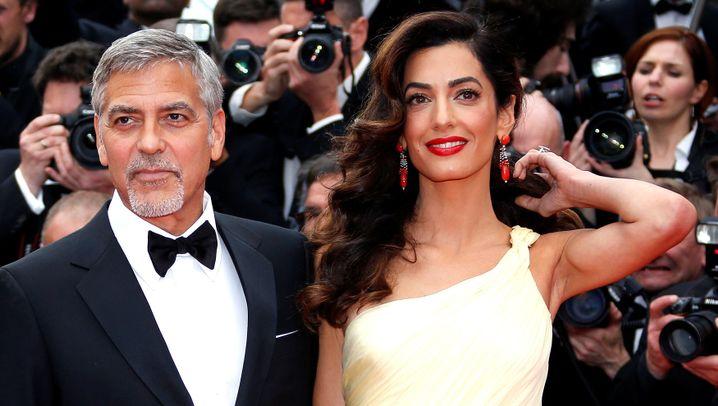 """Berichte über Clooney-Zwillinge: """"Diese Kinder haben Glück"""""""