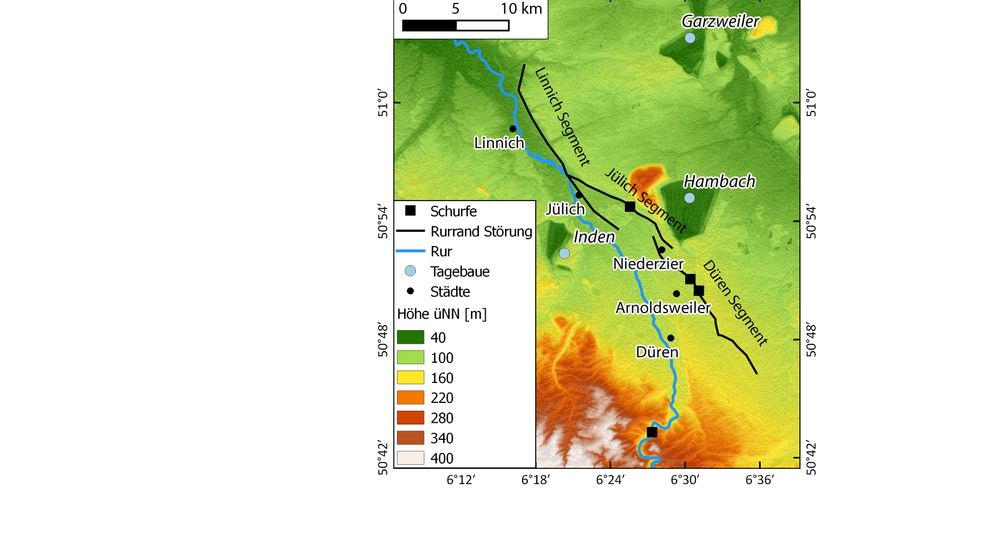 Gruselige Entdeckung: Schweres Erdbeben in Deutschland