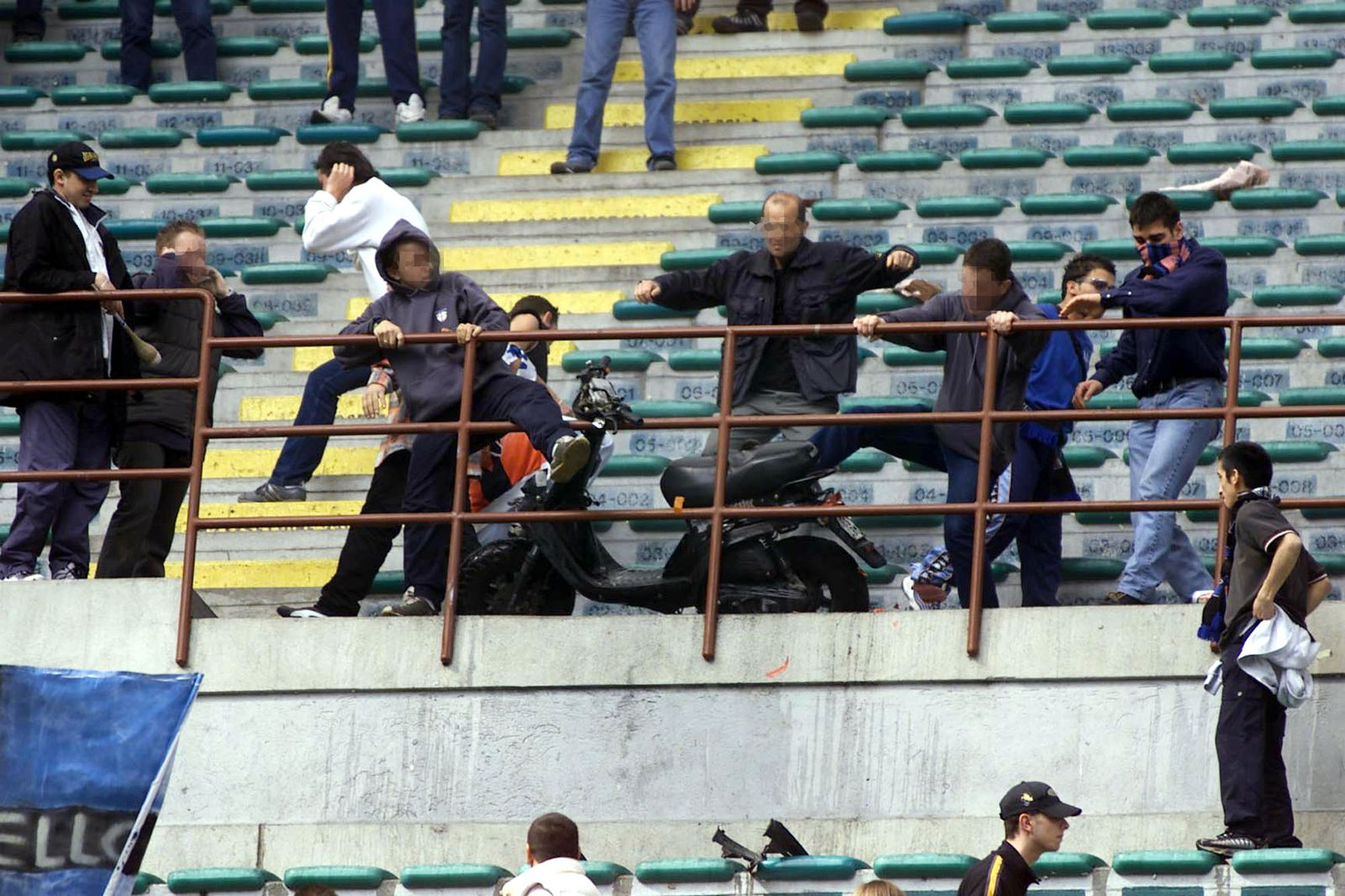 Inter Mailand - Atalanta Bergamo / Vespawurf