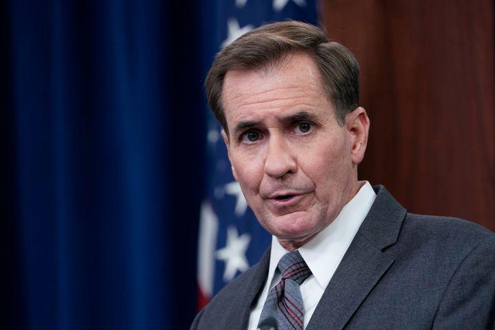Pentagon-Sprecher John Kirby