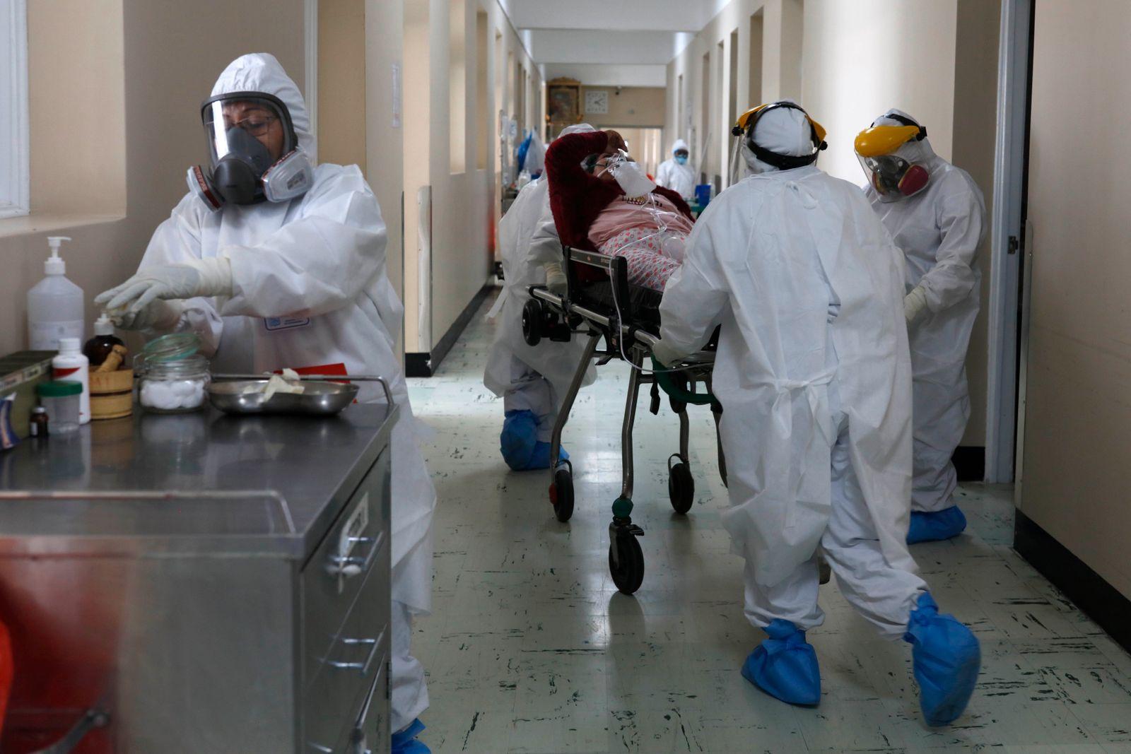 Virus Outbreak 4 Million Dead