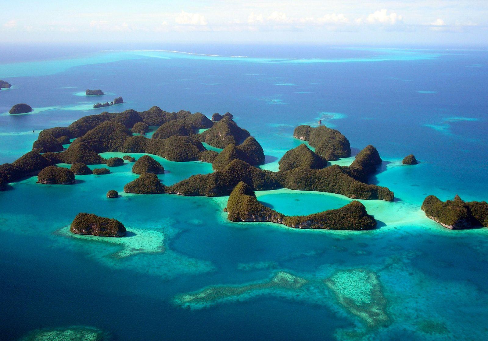 10 ethisch besten Reiseziele / Palau