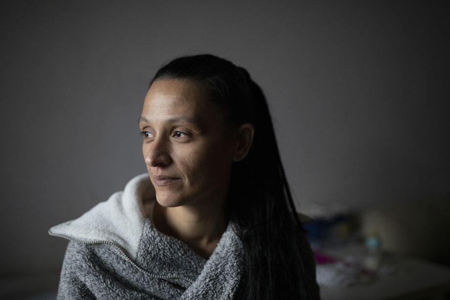 Joana Santos wurde von ihrem ehemaligen Partner, dem Vater von vieren ihrer fünf Kinder, misshandelt