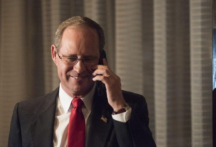 Republikaner Greg Murphy: Auch er besiegte den Kandidaten der Demokraten