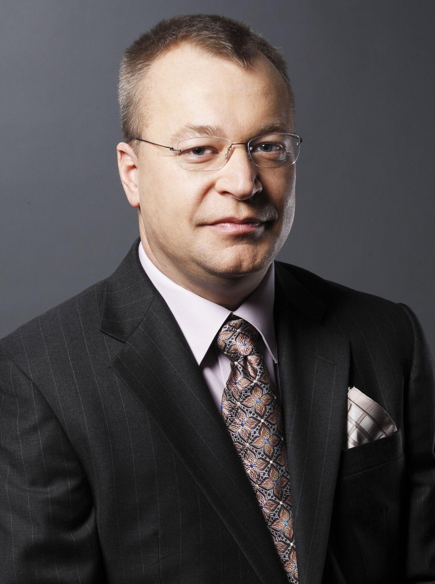 Stephen Elop / Microsoft / Nokia