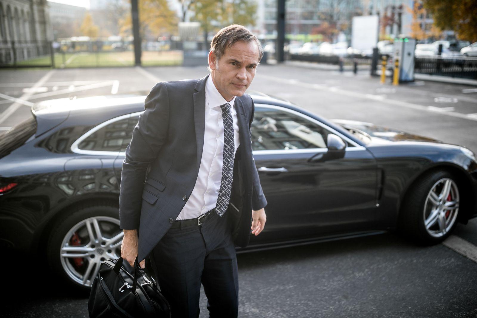 Oliover Blume / Vorstandsvorsitzender der Porsche AG und Vertreter der Volkswagen Gruppe